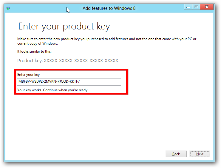 windows 8 product key free for you